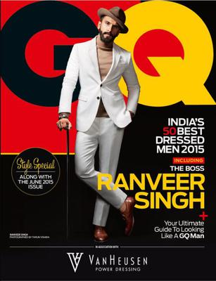 Ranveer Singh is the Best Dressed Man in India!
