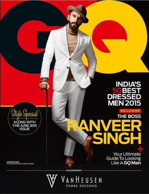 Ranveer Singh is the Best Dressed Man in India!