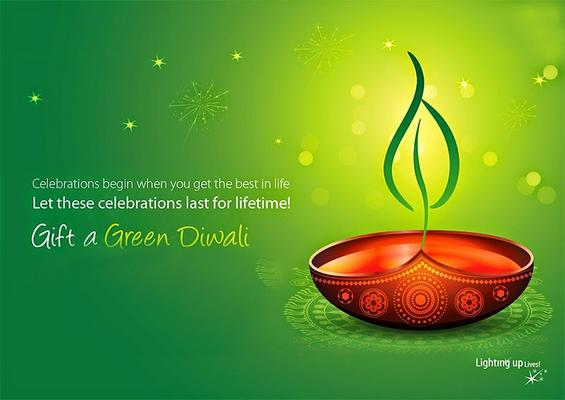 Be Environment Friendly This Divali!