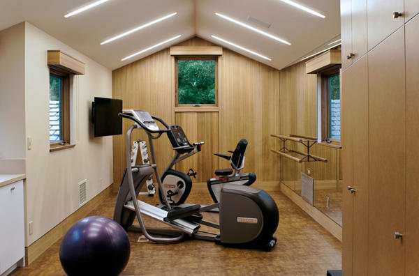 How To Set Up Your Own Home Gym