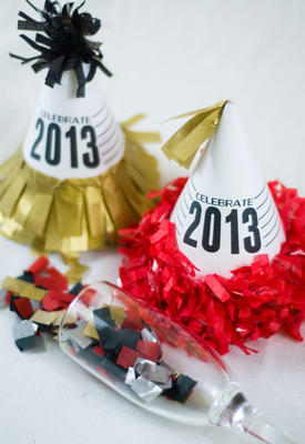Party Ideas For Ushering In The New Year!