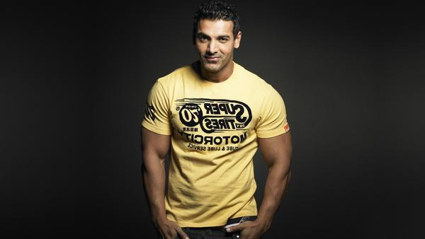 Guess Which Film Has John Abraham Lost 18 Kilos For?