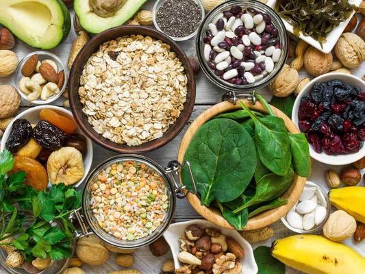 Best Dietary Sources for Calcium and Potassium