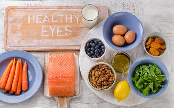 Food that Helps You Protect Your Eyes