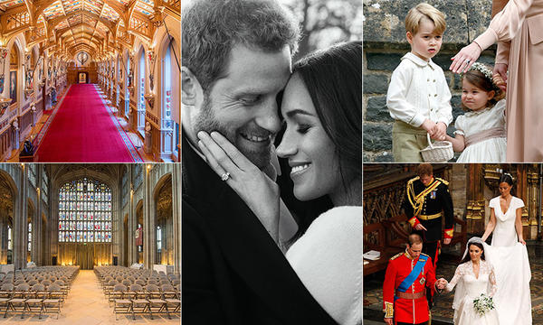 Best Pictures from the Royal Wedding.