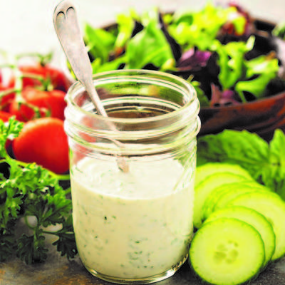 Low Calorie Options for Your Salad Dressing.