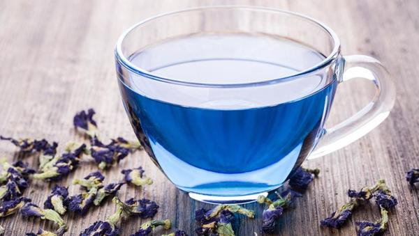 Blue Tea: the Latest Tea Fad!
