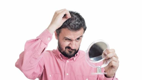 Did You Know Stress Can Cause Pre-Mature Greying of Hair?