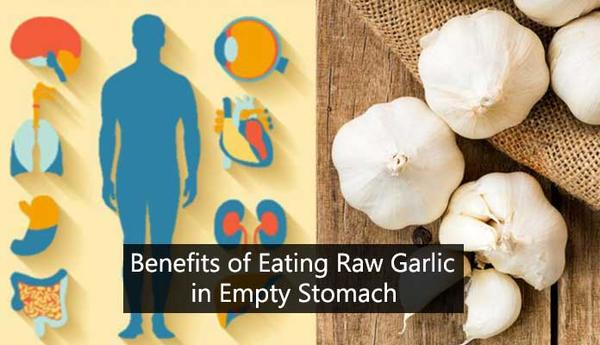Should Garlic Be Eaten on Empty Stomach or Not?