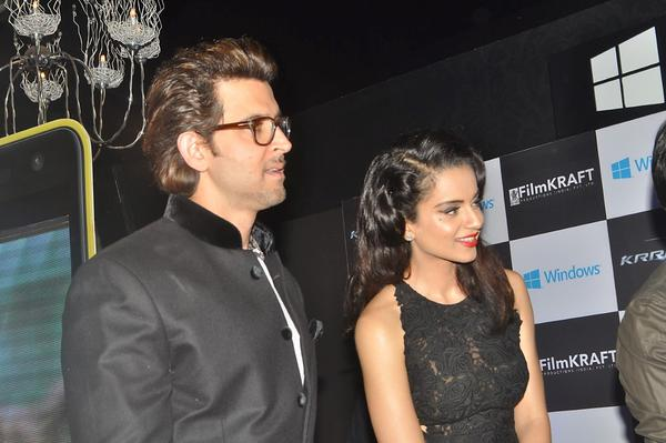 Were Hrithik and Kangana Dating?