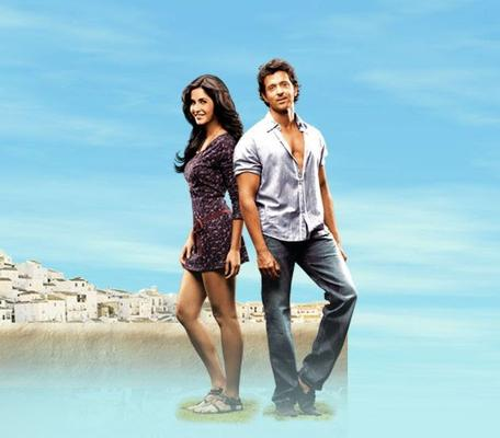 Another Romance For Hrithik-Katrina!