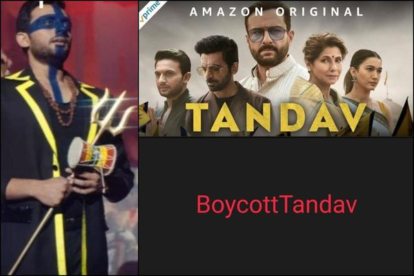Tandav's IMDb Ratings Fall After the Controversy and Protests Erupt