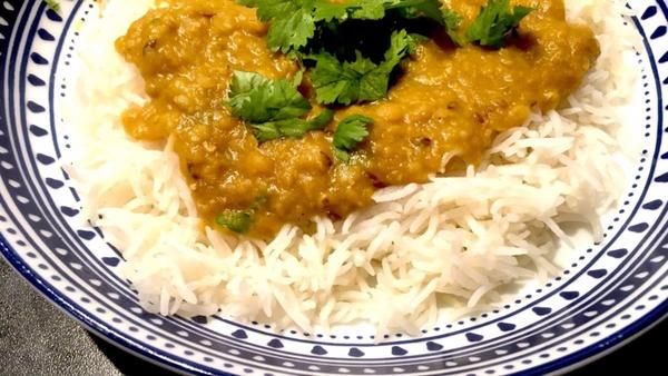 Benefits of Eating the Simple Dal Chawal Meal