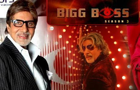 Big B Kicks Off Bigg Boss 3