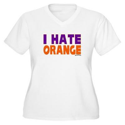 Do You Hate Orange Too?