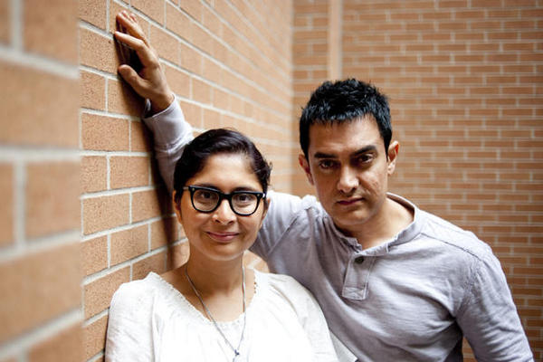 Aamir & Kiran Blessed With Baby Boy!