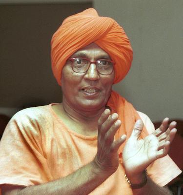 Swami In Bigg Boss 5!
