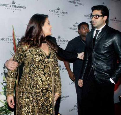 Its Baby Girl for Jr Bachchan