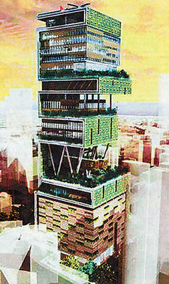 60-Storey High For A Family Of 6!
