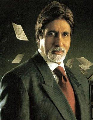Bachchan Takes Up Newsreading