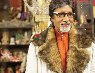 Bachchan's Luggage Lost!
