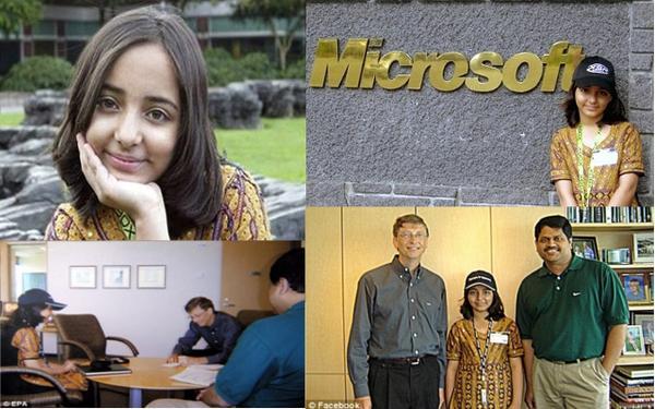 Computer genius, Arfa Karim Randhawa Dies at 16