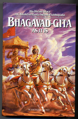 Bhagavad Gita Not to be Banned in Russia