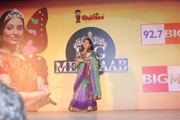 Congratulations Dr. Richa Saluja - Big Memsaab Winner