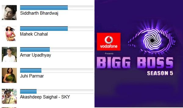 Bigg Boss Update: Either Sid or Mahek will win - Memsaab Poll Results
