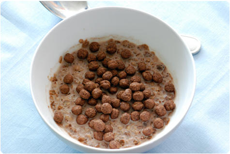 Cereal For Breakfast?