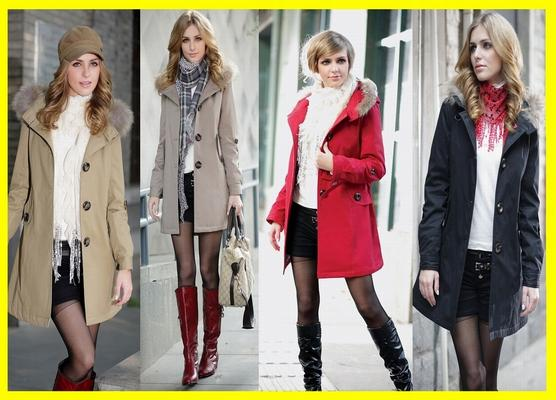 Wear Bold Colors This Winter