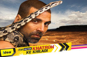 "Rendezvous With ""Khatron Ke Khiladi"""