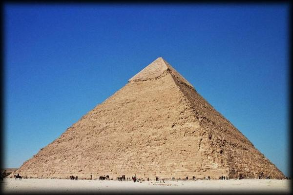 Egyptians Close Down Pyramid On 11-11-11