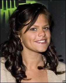 Jade Goody Has A Few Months To Live