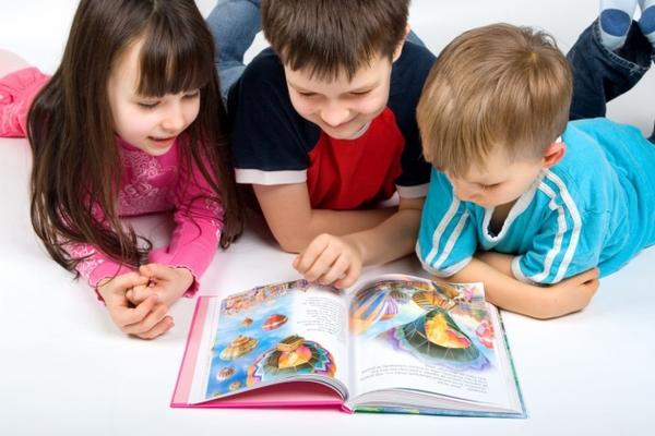 How To Encourage Your Children To Read?