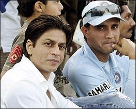 SRK's Cricket Fever!