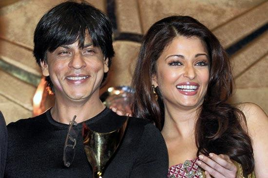 Ash Refuses To Dance With SRK