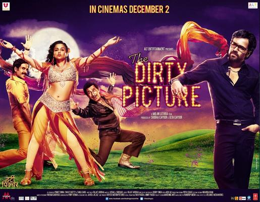 The Dirty Picture: Movie Review