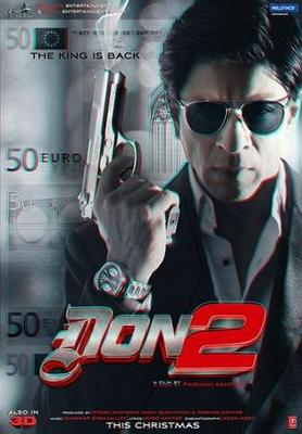 DON 2: The King Is Back – Movie Review