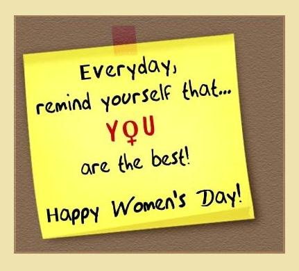 Celebrate Being A Woman