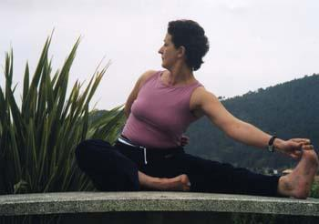 Benefits Of Yoga For Middle-Aged Women