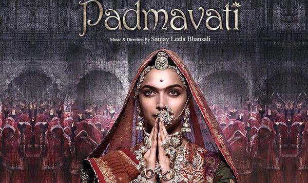 Padmavati Poster Stuns Bollywood!