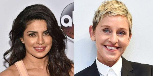 Priyanka Chopra to be the first Bollywood actress on the Ellen's show