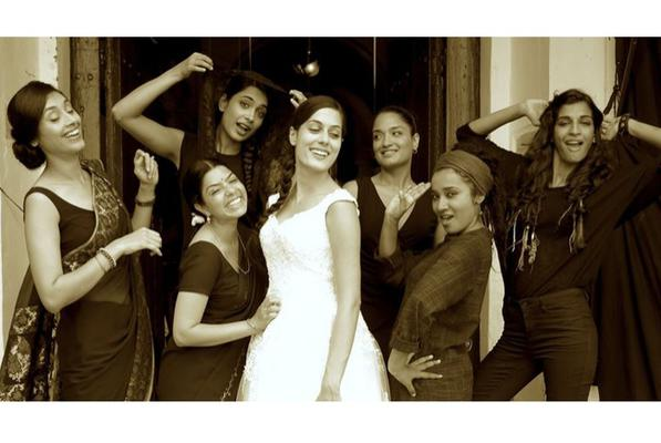 Meet the Angry Indian Goddesses