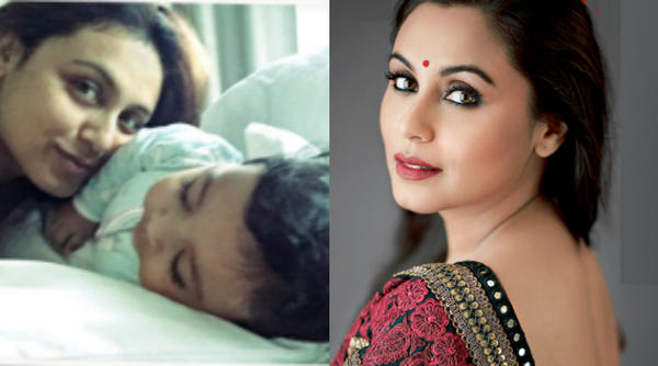Why Don't We See Any Pictures of Rani Mukherjee's Daughter?