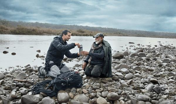 PM Modi Explores the Wild With Bear Grylls