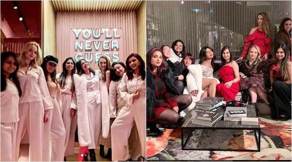 What's a Pyjama Bachelorette Party? Ask Priyanka Chopra!