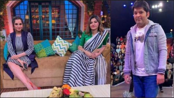 Meet Sania Mirza's Sister Anam on The Kapil Sharma Show