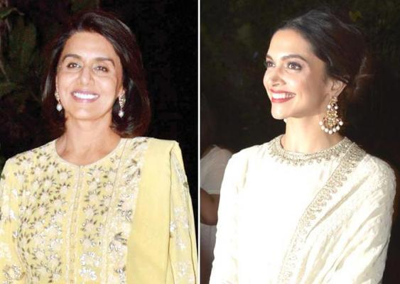 Is Deepika back in Ranbir's life?  Miss Padukone's recent bonding with Neetu Kapoor raised a lot of eyebrows.