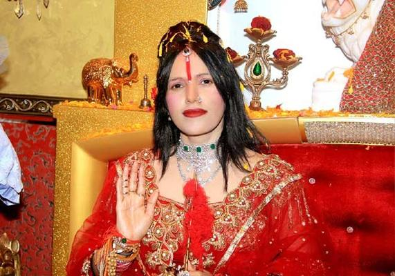 OMG - Is Radhe Maa Coming to Bigg Boss 14?
